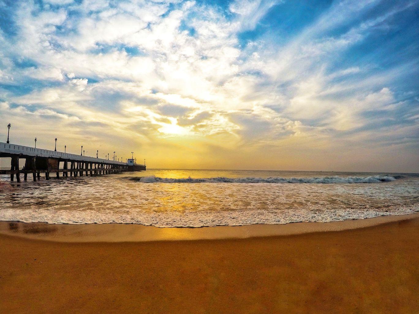 Photo of Pondicherry By Devesh Singh