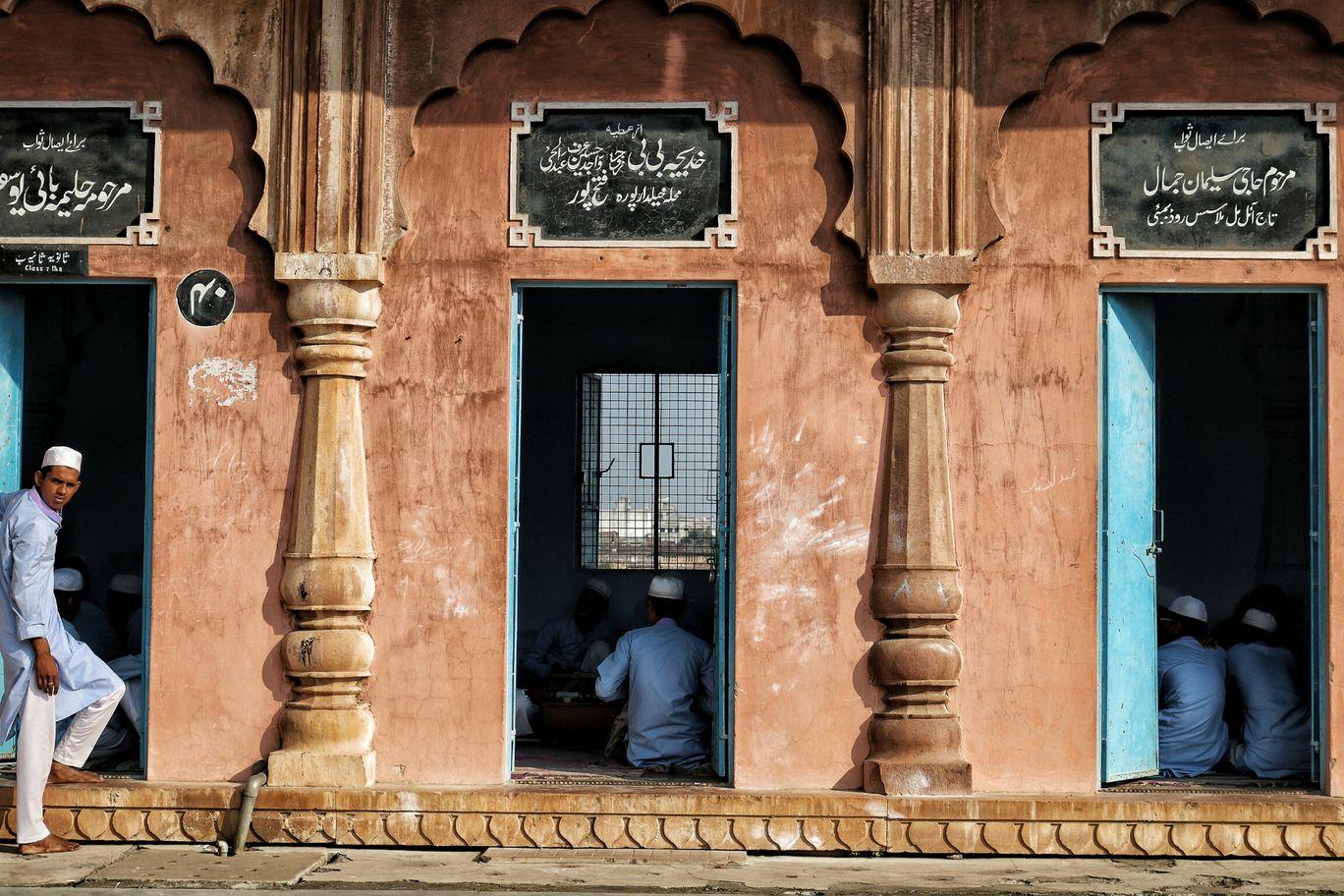 Photo of Taj Ul Masajid BHOPAL By thenorthernarrow