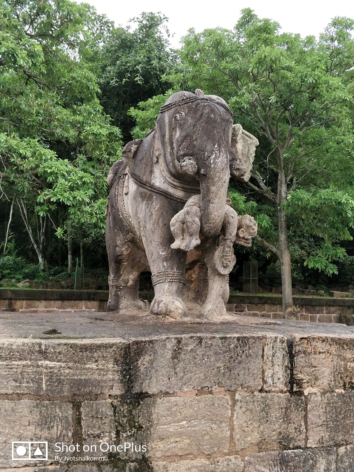 Photo of Konark By Jyotsna Kommu
