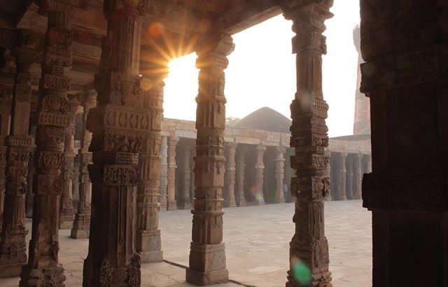 Photo of A Day at Qutub Minar By Kishore KUMAR