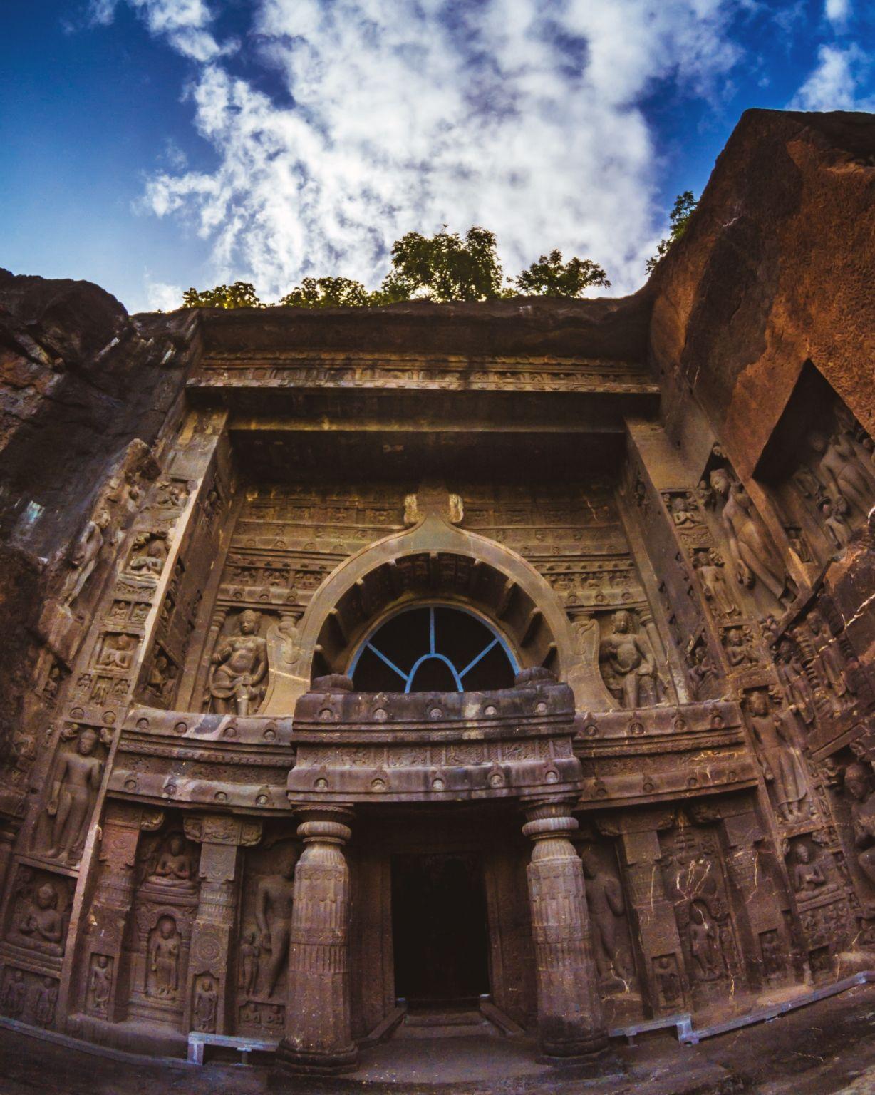 Photo of Ajanta caves By The_travelholic
