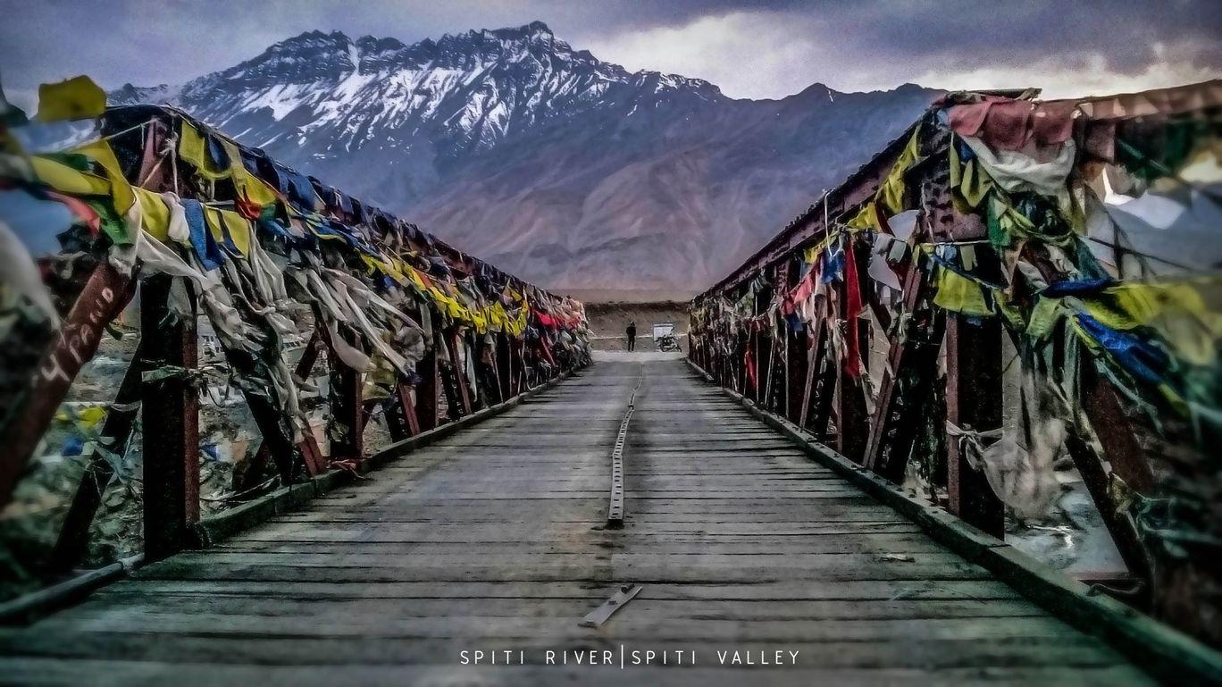 Photo of Kaza By kanishk gupta