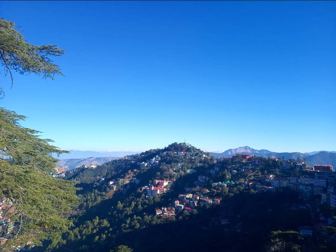 Photo of Shimla By Anupriya Asthana