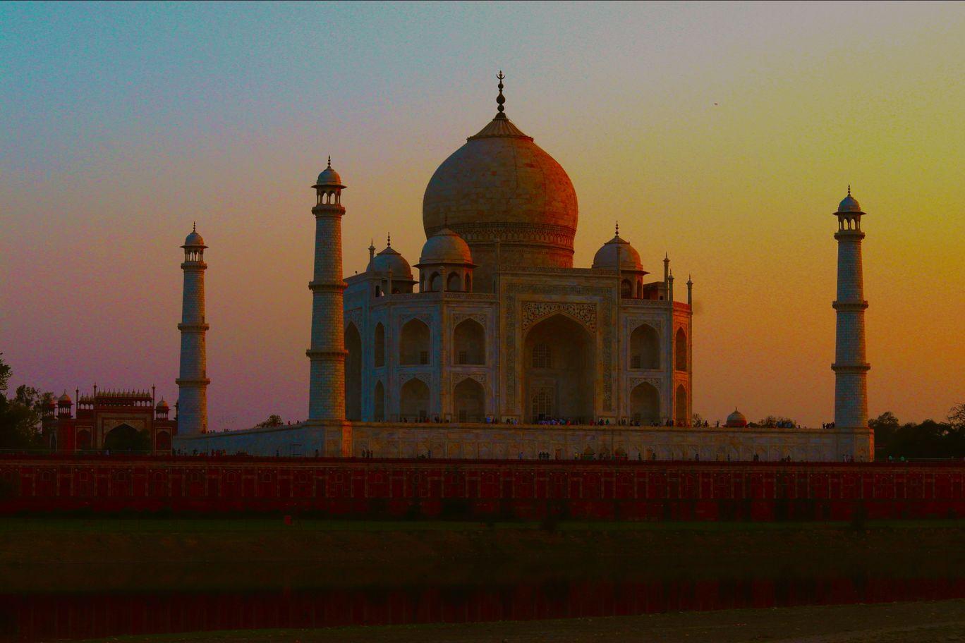 Photo of Agra By Shashank Upadhyay