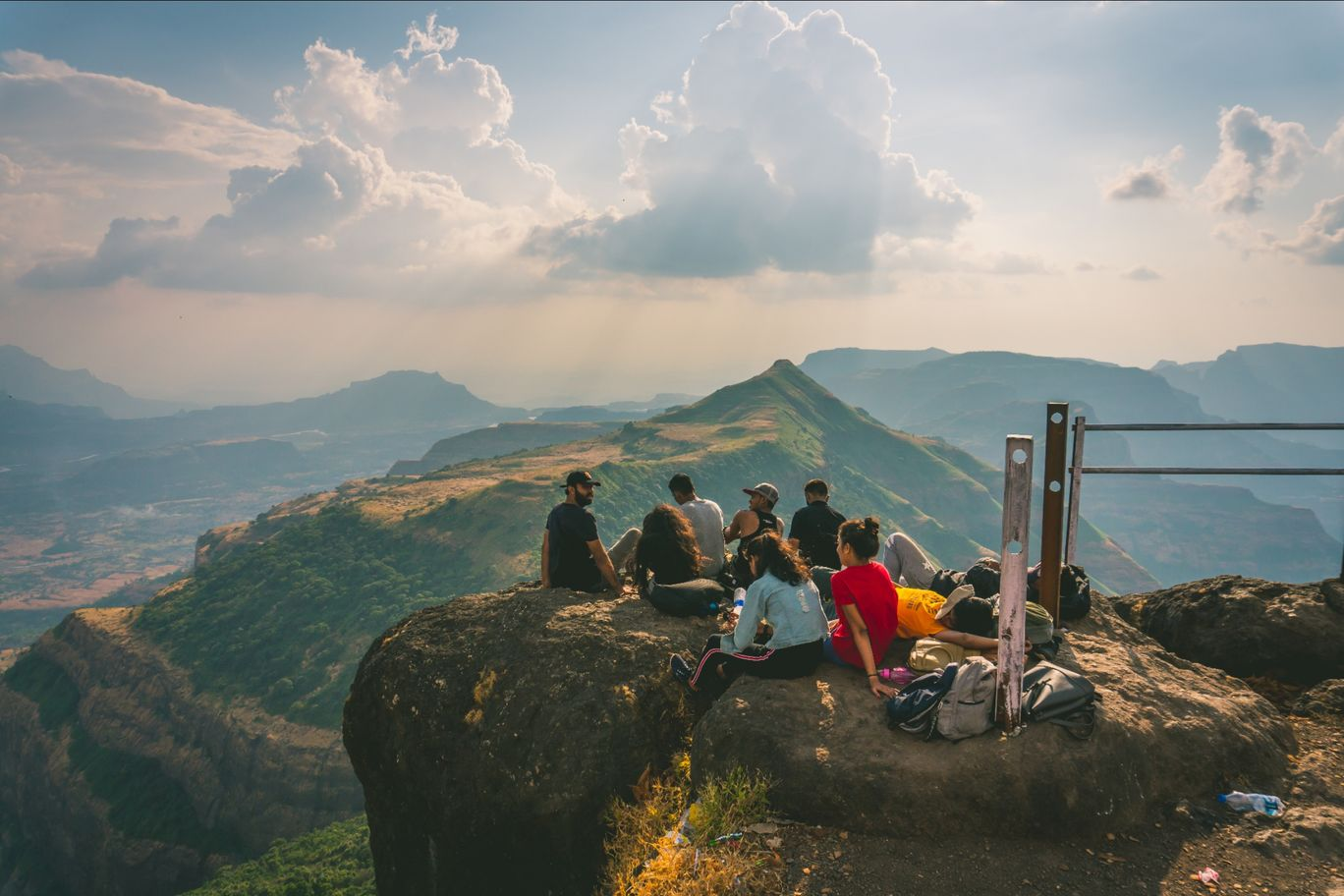 Photo of kalsubai Treking And Camping By Siddhesh Rokade