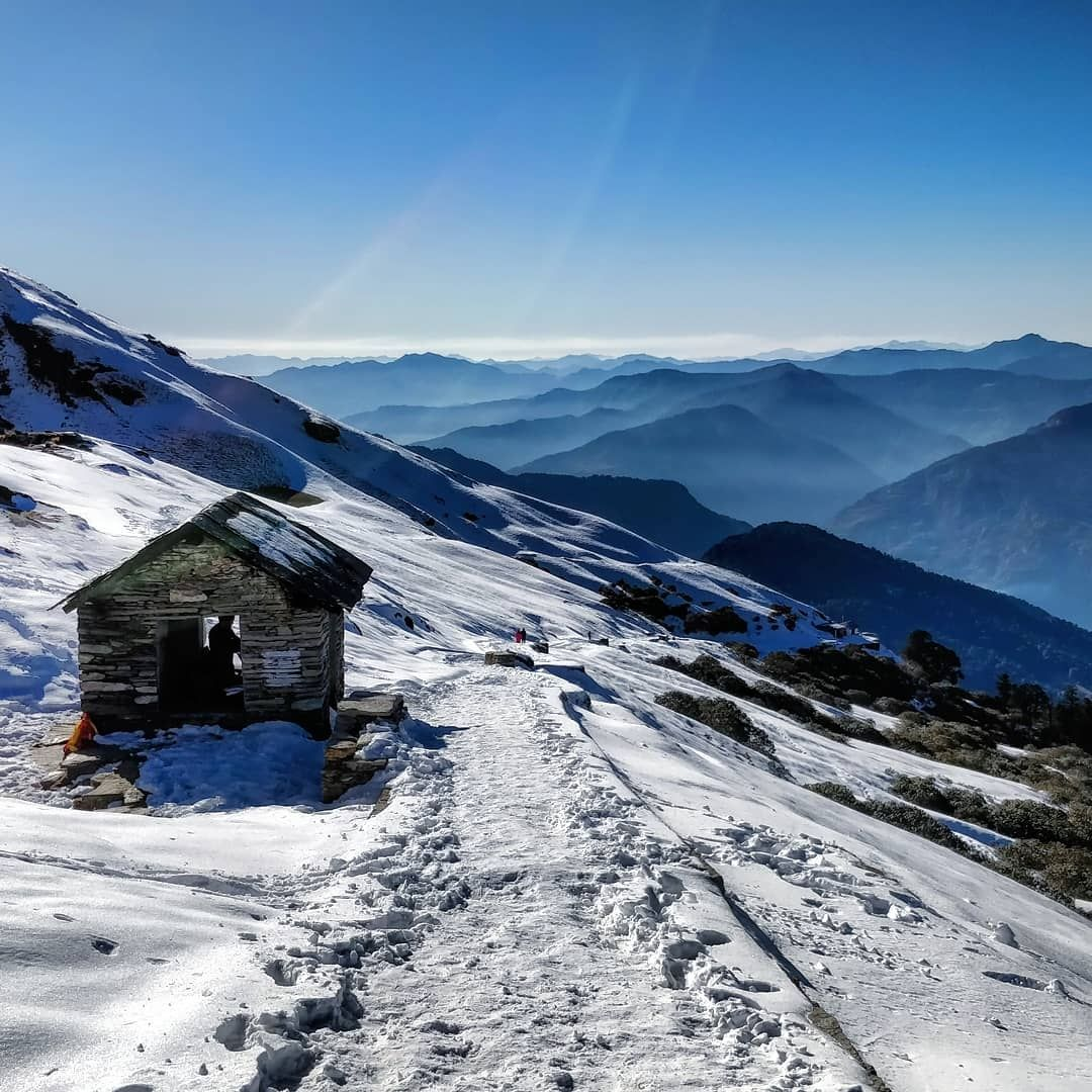 Photo of Tungnath By Arpit Madaan