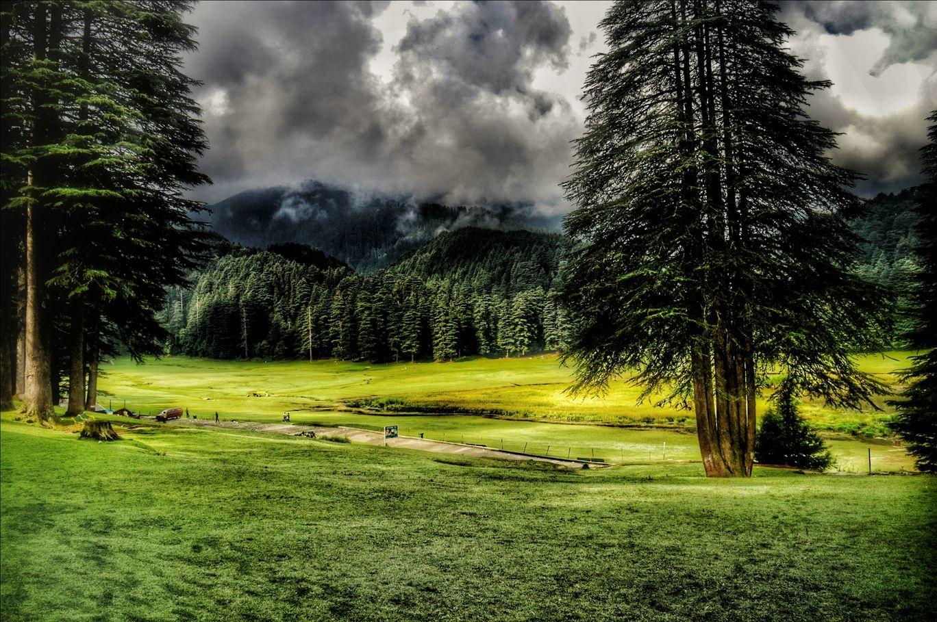 Photo of Khajjiar By Arpit Madaan