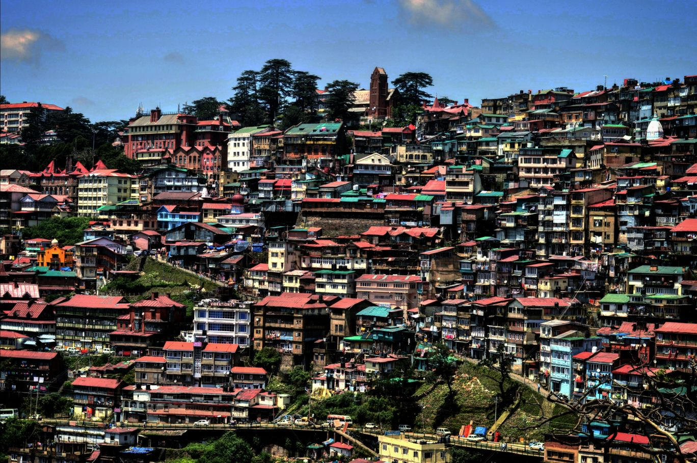 Photo of Shimla By Arpit Madaan