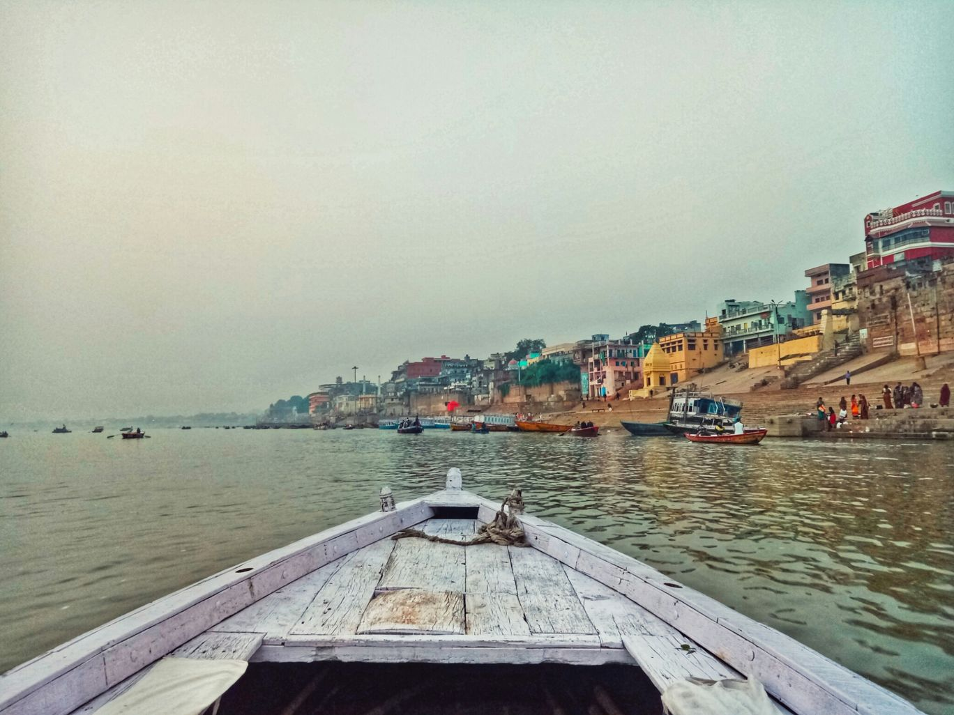 Photo of Varanasi By Shubhangee Vyas