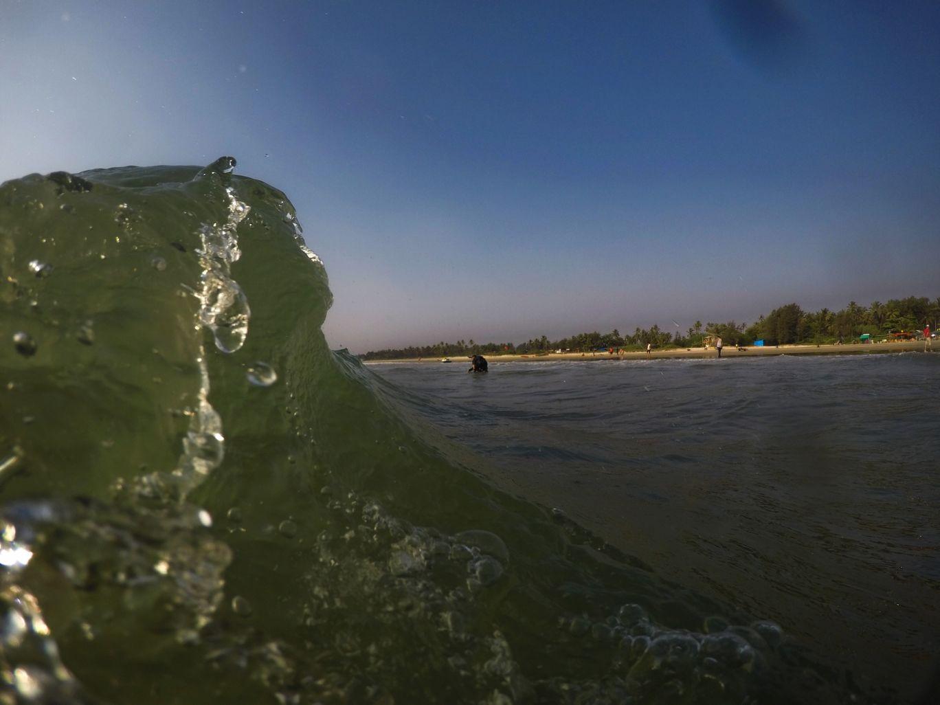 Photo of Majorda Beach By Sabari Gopal