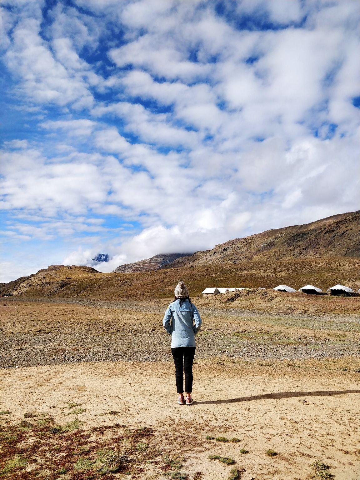 Photo of Spiti Valley By Arya Turbadkar