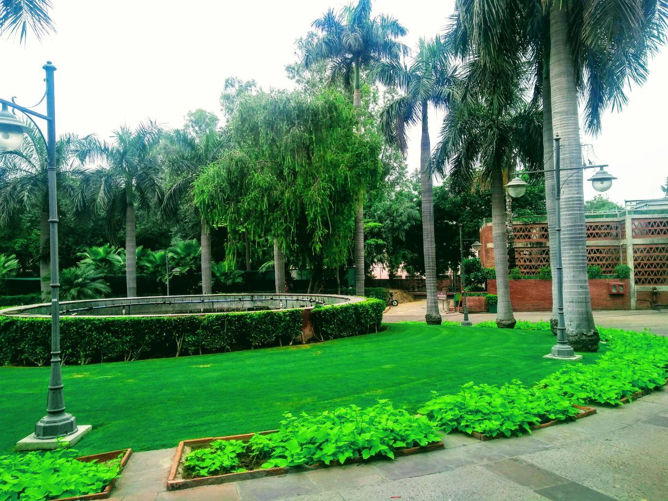 Photo of India Habitat Centre Gate No. 3 By Mohsin Wali