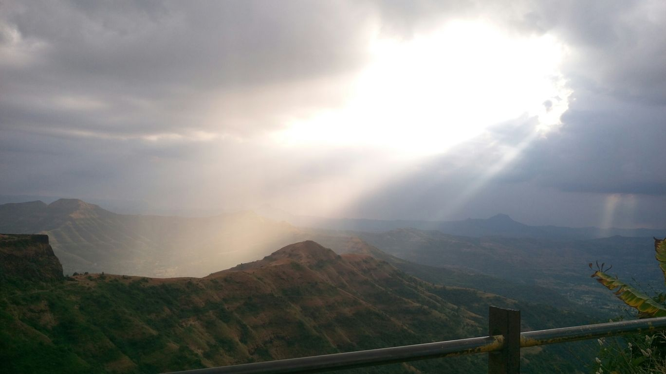 Photo of Sinhagad Fort By ravinder singh