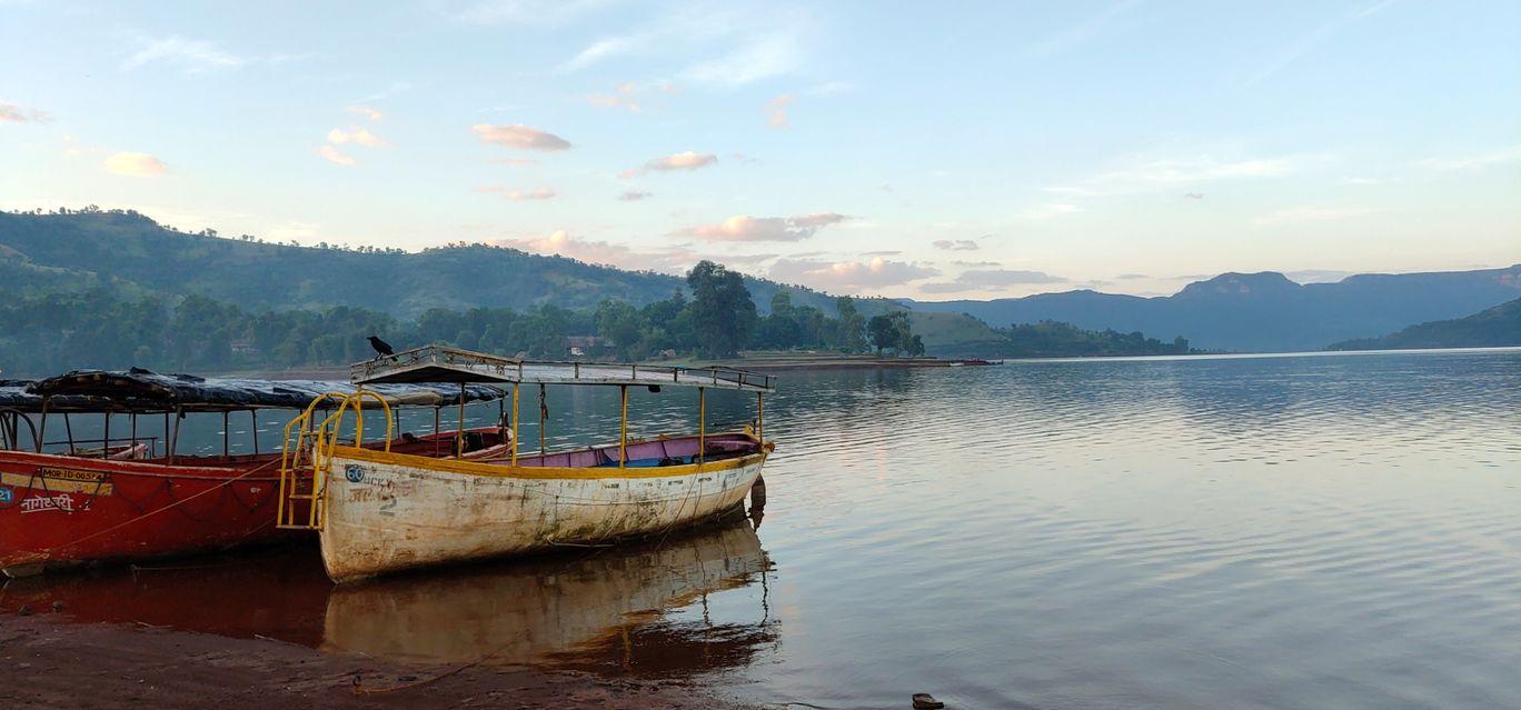 Photo of a perfect backwater By pranay agarwal