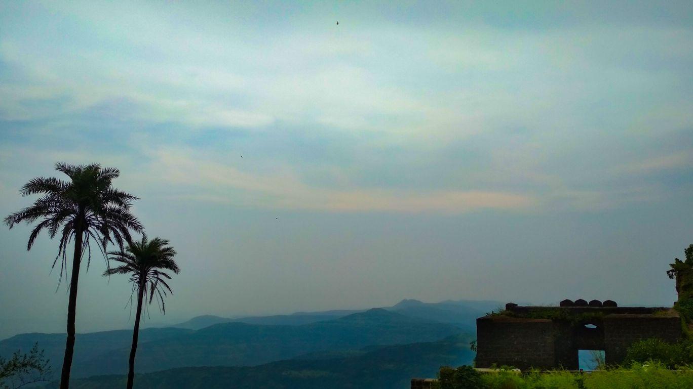 Photo of Sinhagad Fort By Dharmendra Mistari