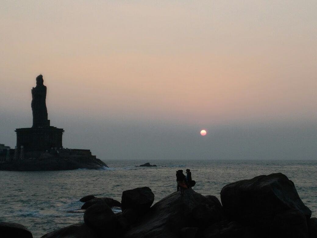Photo of Kanyakumari By Anudeep Kunamaneni