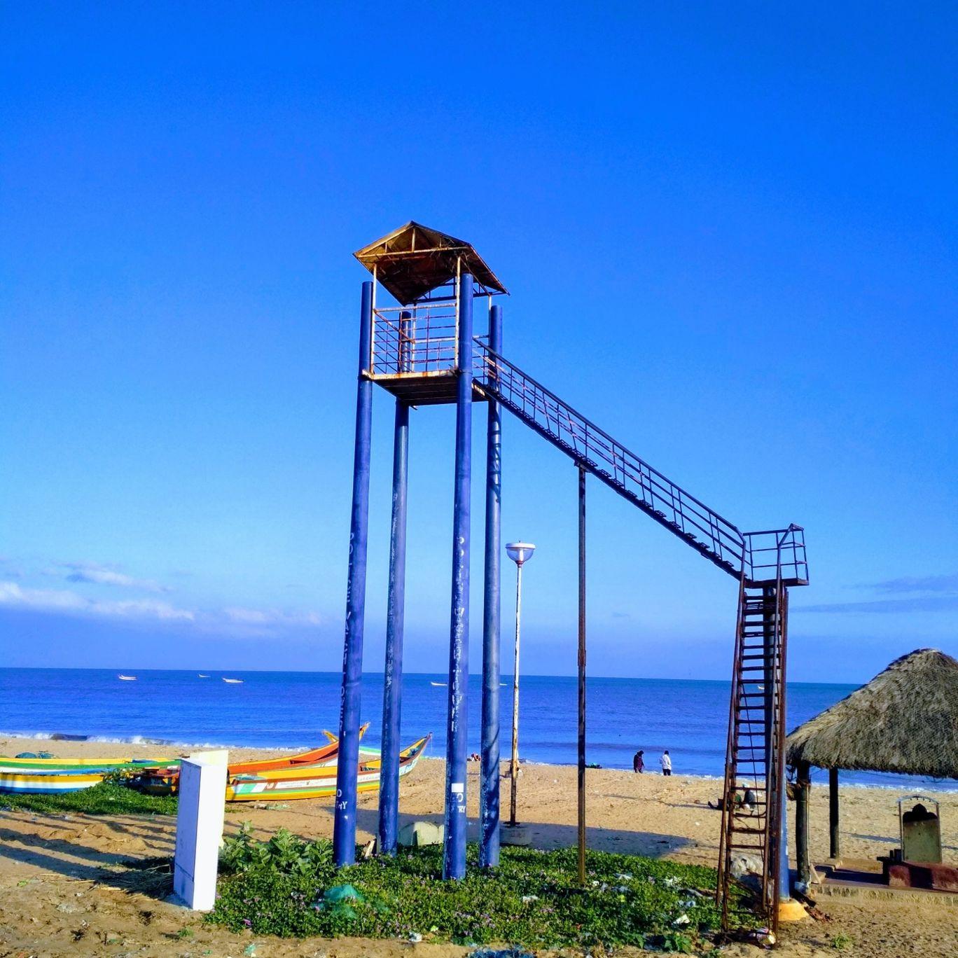 Photo of Kothapatnam Beach By Anudeep Kunamaneni