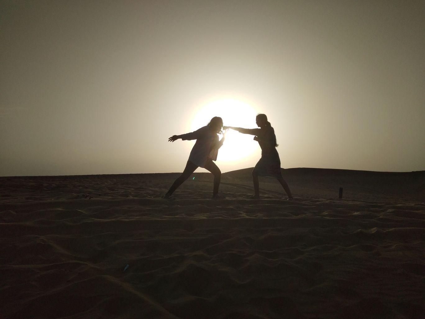 Photo of Thar Desert By Rishu Muna