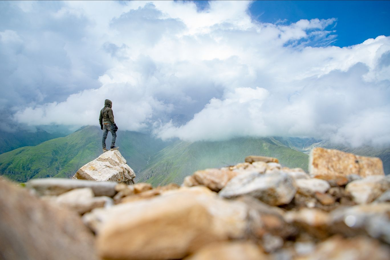 Photo of Rohtang Pass By Vighnesh K