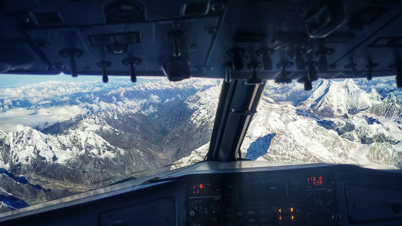 Photo of Nepal By Roopesh Anjumana