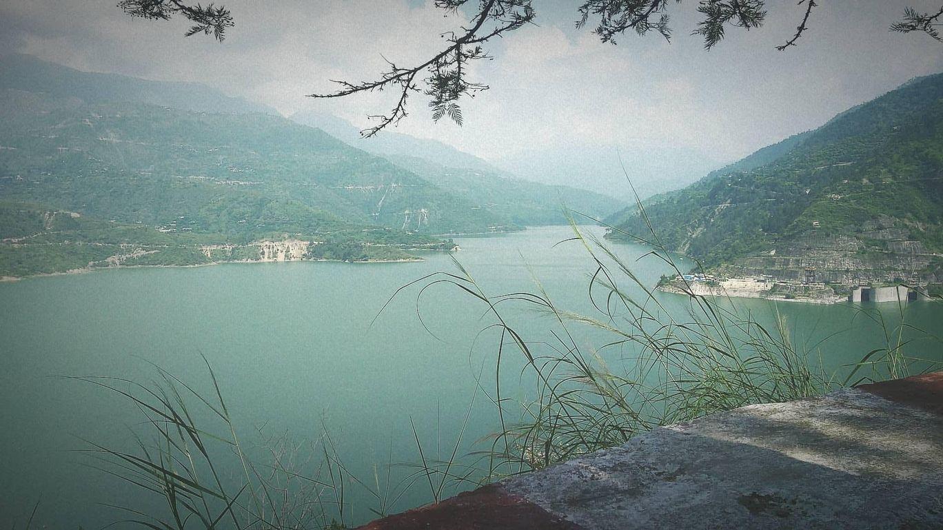 Photo of Tehri Dam By Shruti