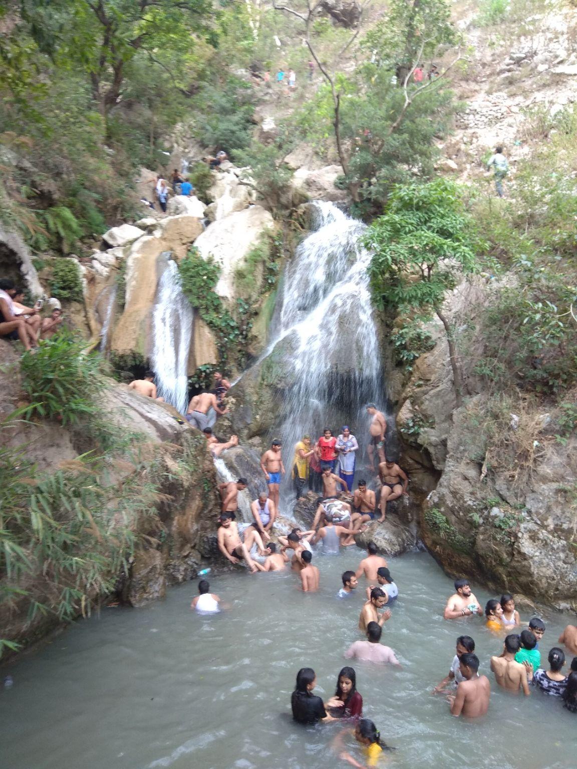 Photo of Neer Garh Waterfall By smarttravellar