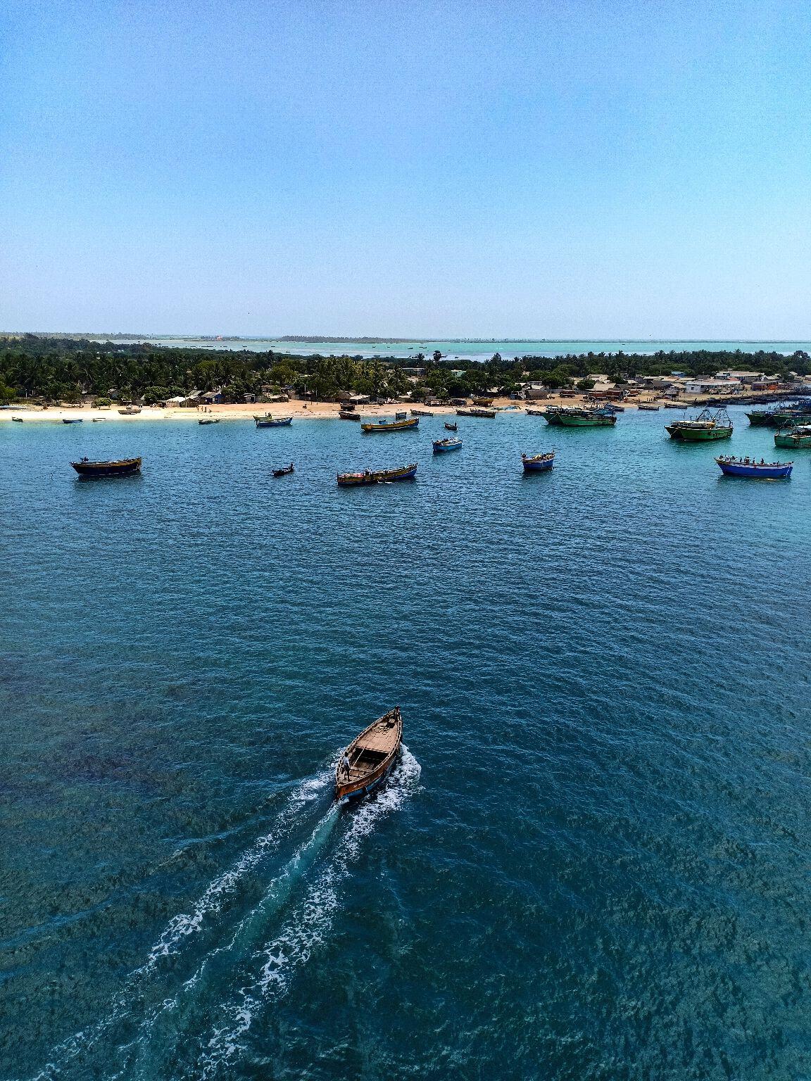 Photo of Pamban Island By Dil Nawaz @indiantraveler_