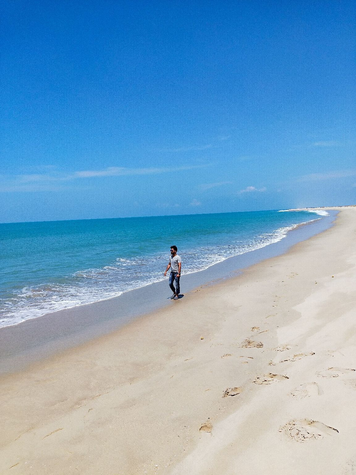 Photo of Dhanushkodi By Dil Nawaz @indiantraveler_