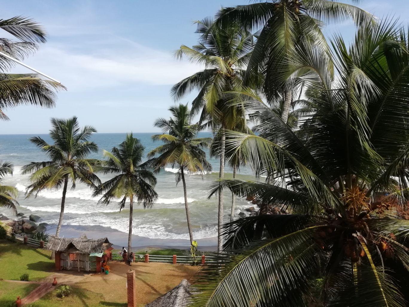 Photo of Kovalam Beach Road By nivya jain