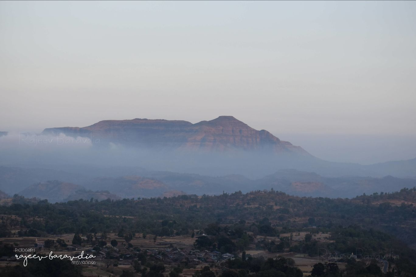 Photo of Fort Kunjargad By Rajeev Baravdia