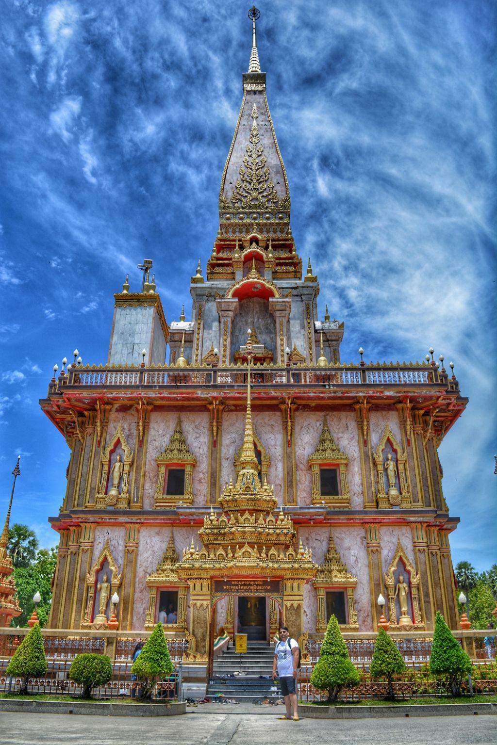 Photo of Wat Chalong Temple By Shalini Sharma