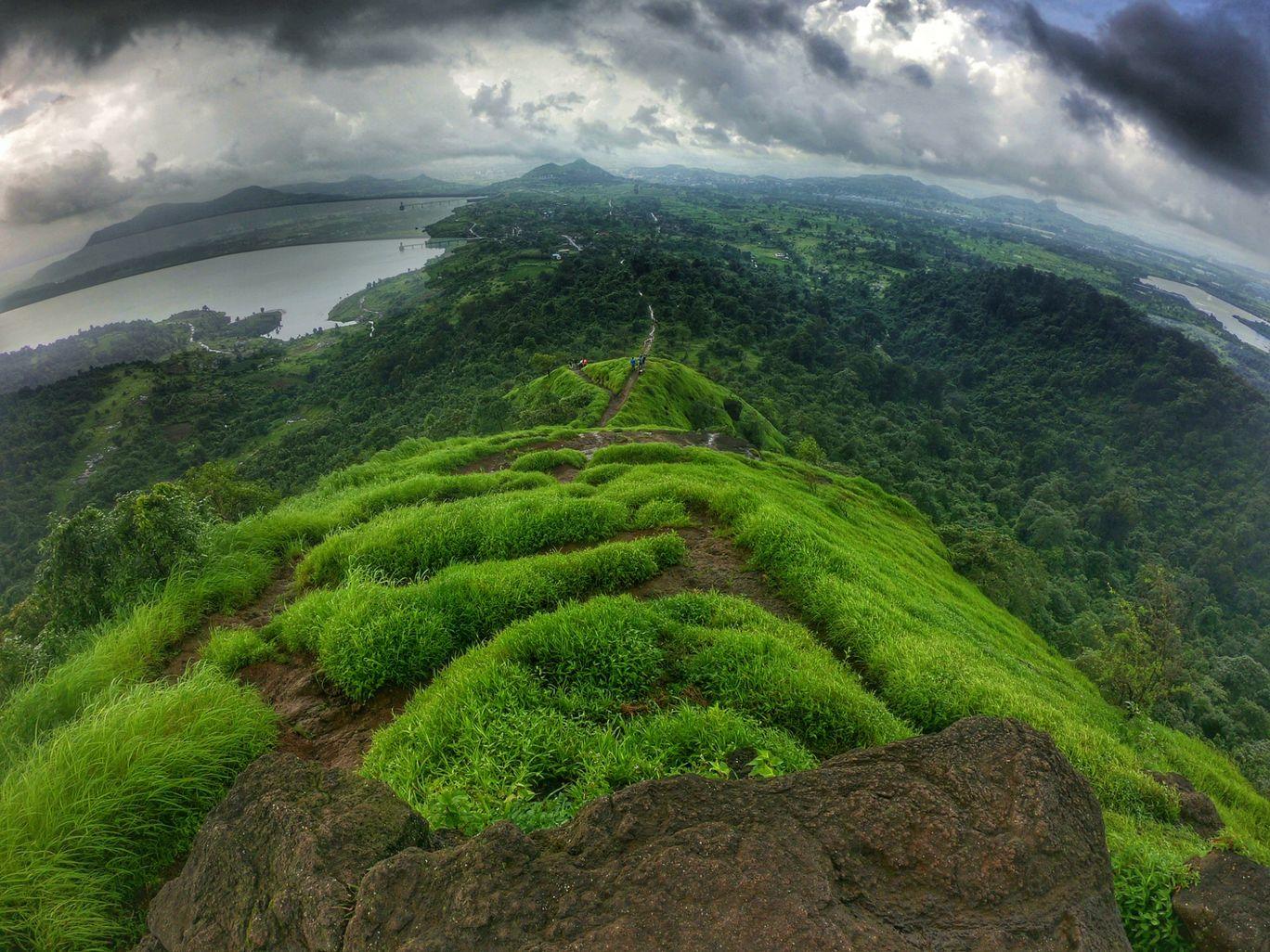 Photo of Irshalgad fort By Shalini Sharma