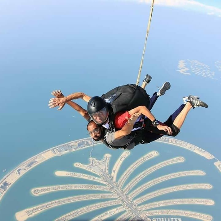 Photo of Skydive Dubai - Al Seyahi Street - Dubai - United Arab Emirates By Anik Patni