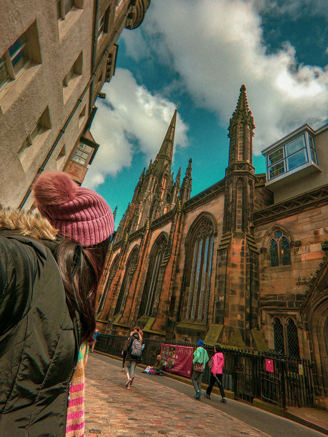 Photo of Edinburgh By PassportSized | Disha Nagarkar