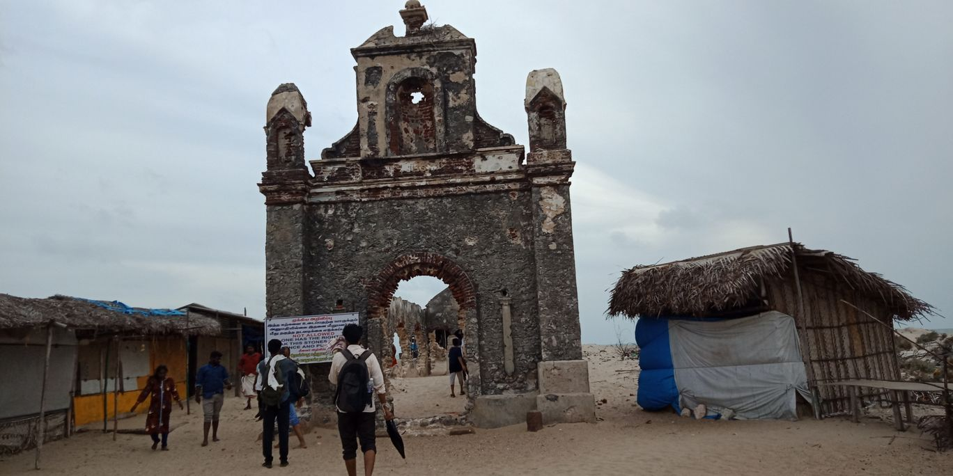 Photo of Dhanushkodi By Muhammed Niyas
