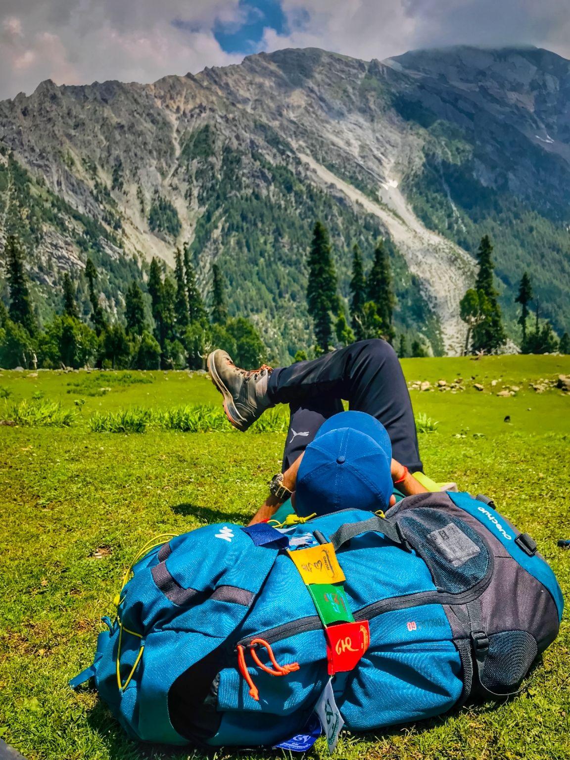 Photo of Kashmir Great Lakes Trek | Trekking In Kashmir By Raghawendra Narayan