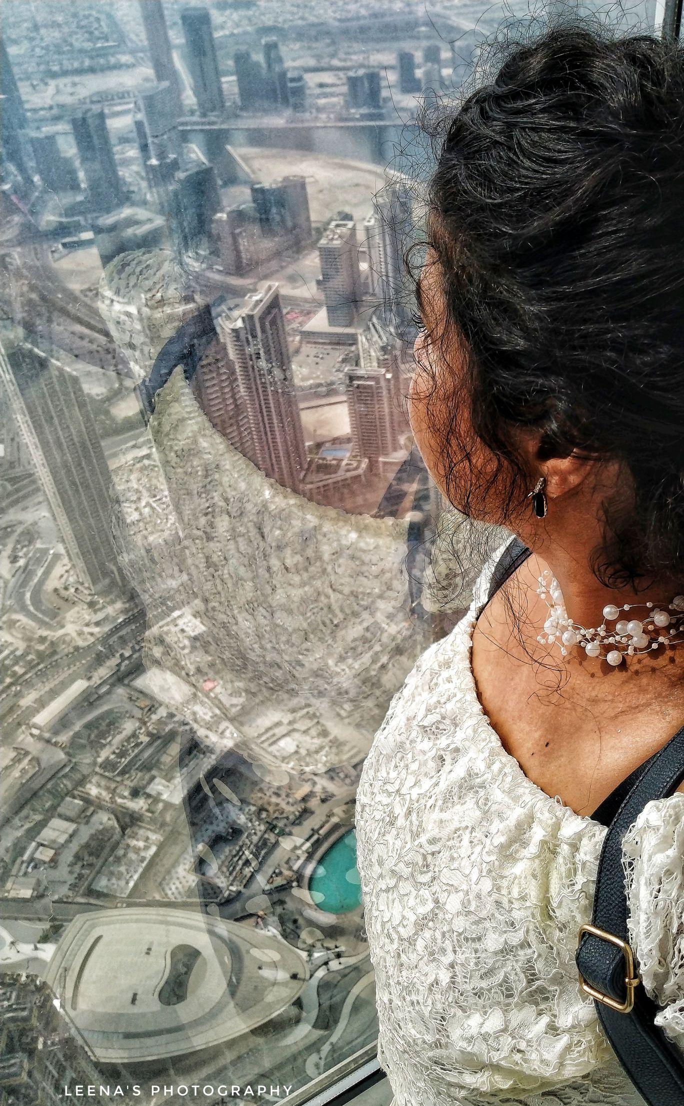 Photo of Burj Khalifa - Sheikh Mohammed bin Rashid Boulevard - Dubai - United Arab Emirates By Leena
