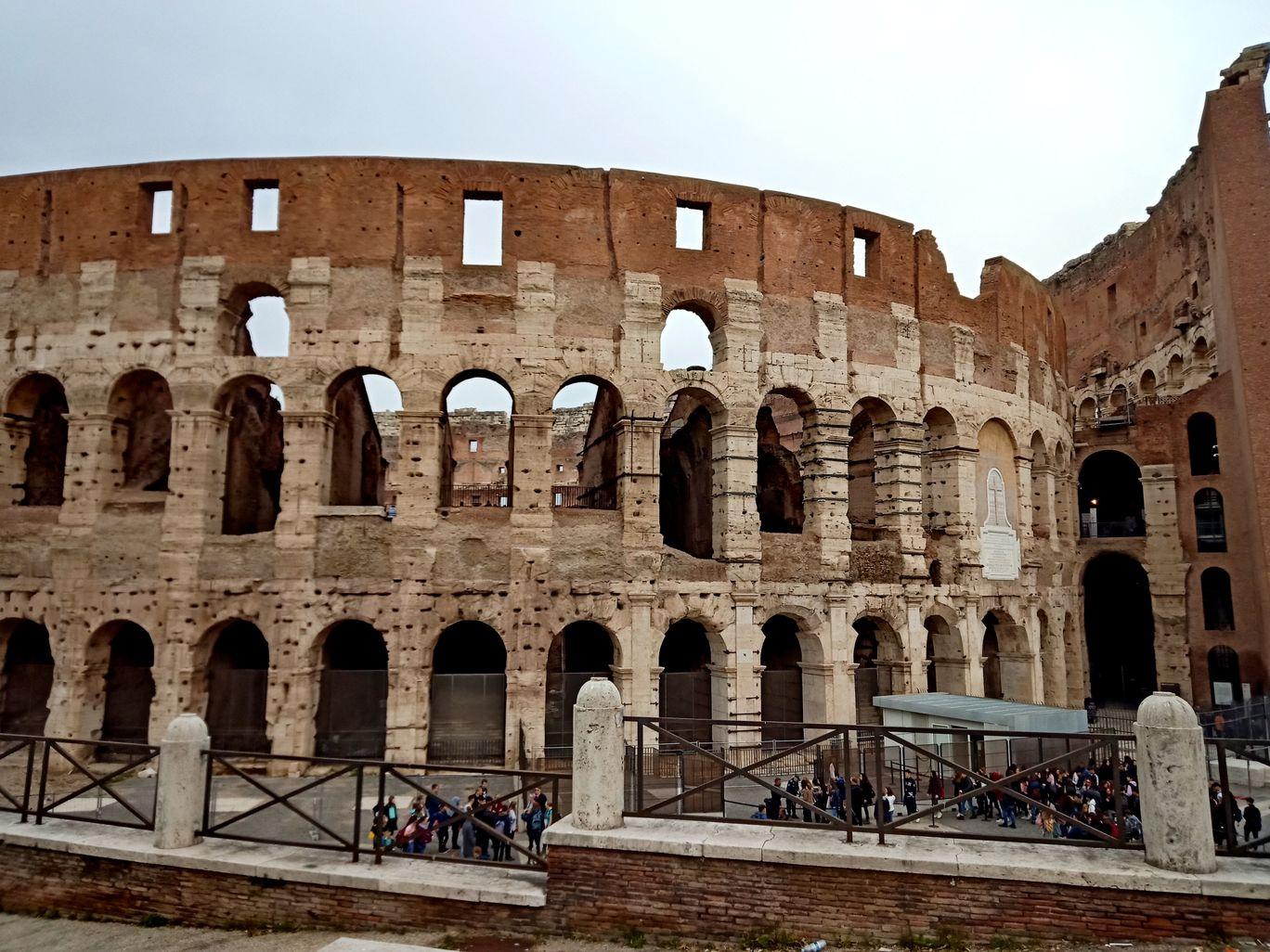 Photo of Rome By Priyanka Bhuyan