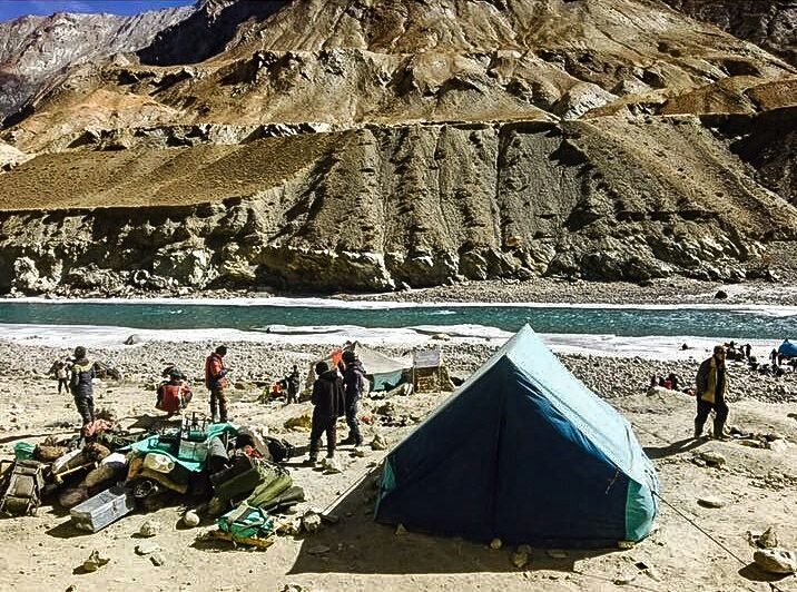 Photo of Chadar trek - Trekking In Ladakh - Frozen River Trekking In Ladakh By Surekha Bhavimani