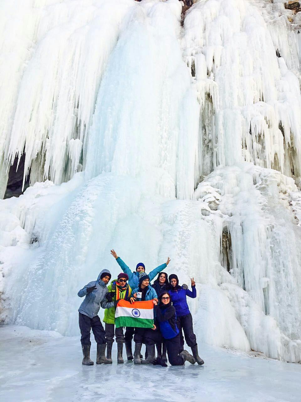 Photo of Chadar trek - Trekking In Ladakh - Frozen River Trekking In Ladakh By Surekha Bhavimani