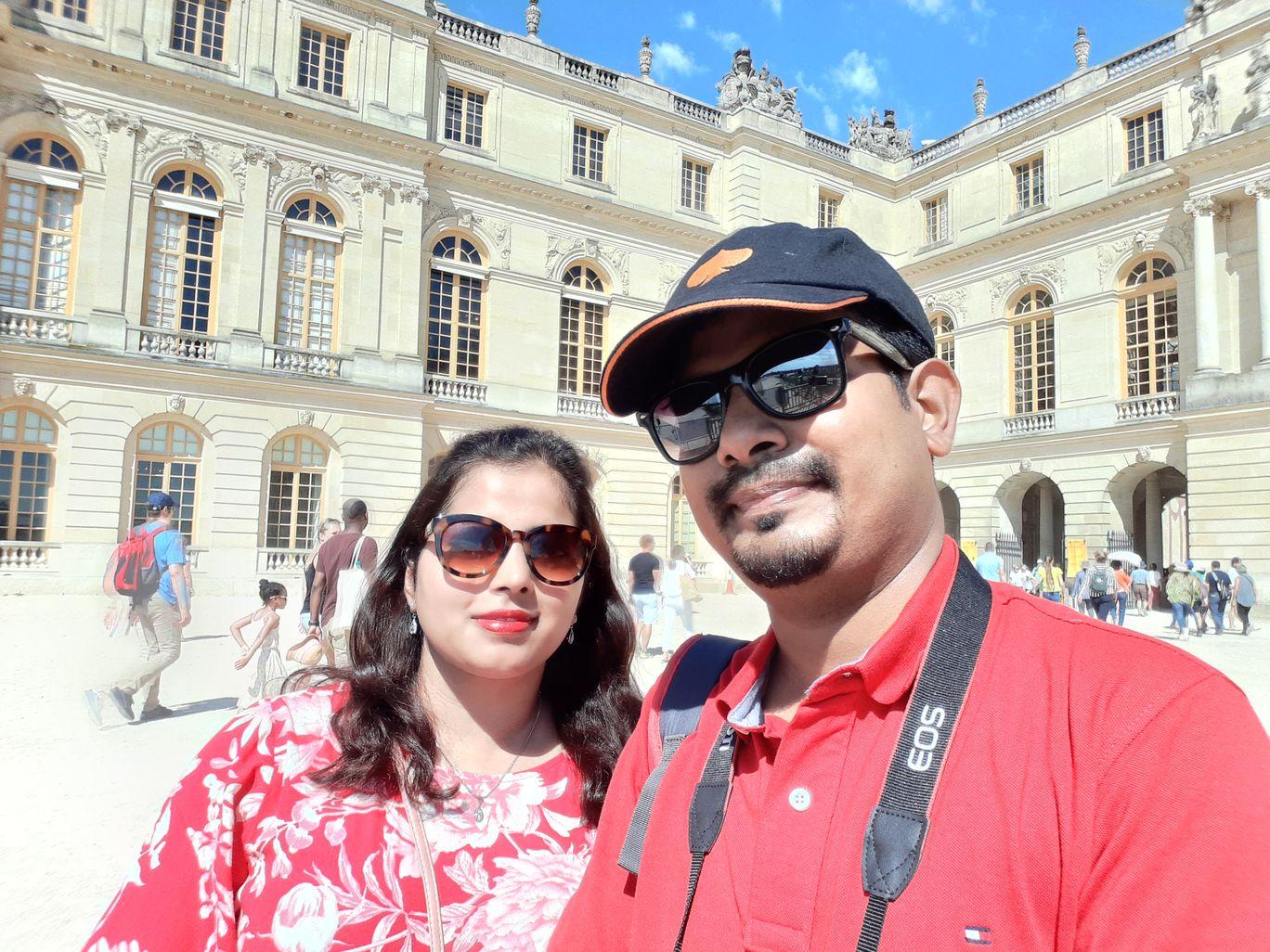 Photo of Versailles palace By Supratim Banerjee