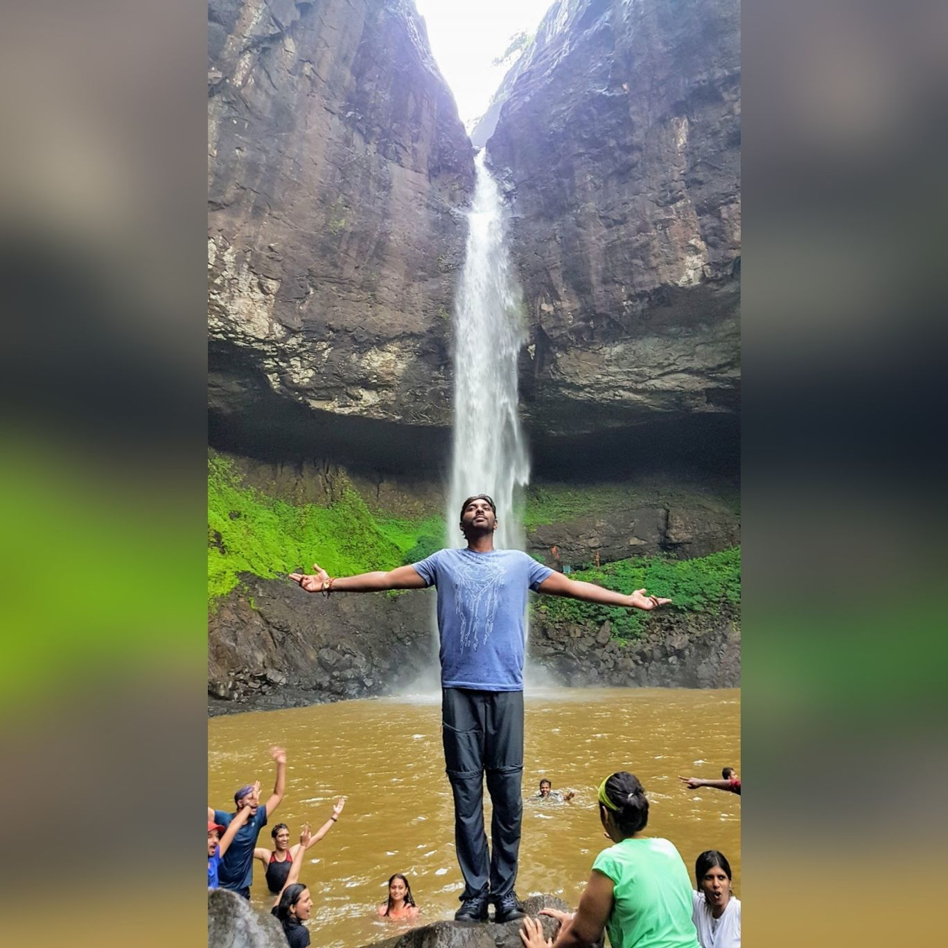 Photo of Devkund Waterfall By Trivikram Sarath