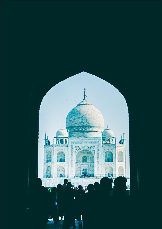 Photo of Agra By Prashad Na