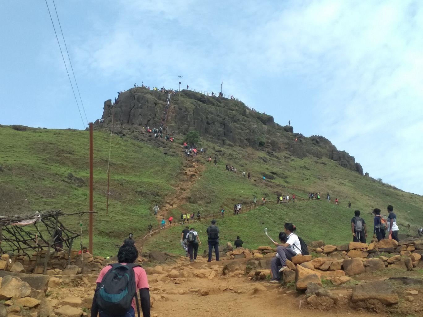 Photo of kalsubai Treking And Camping By RUPALI JADHAV