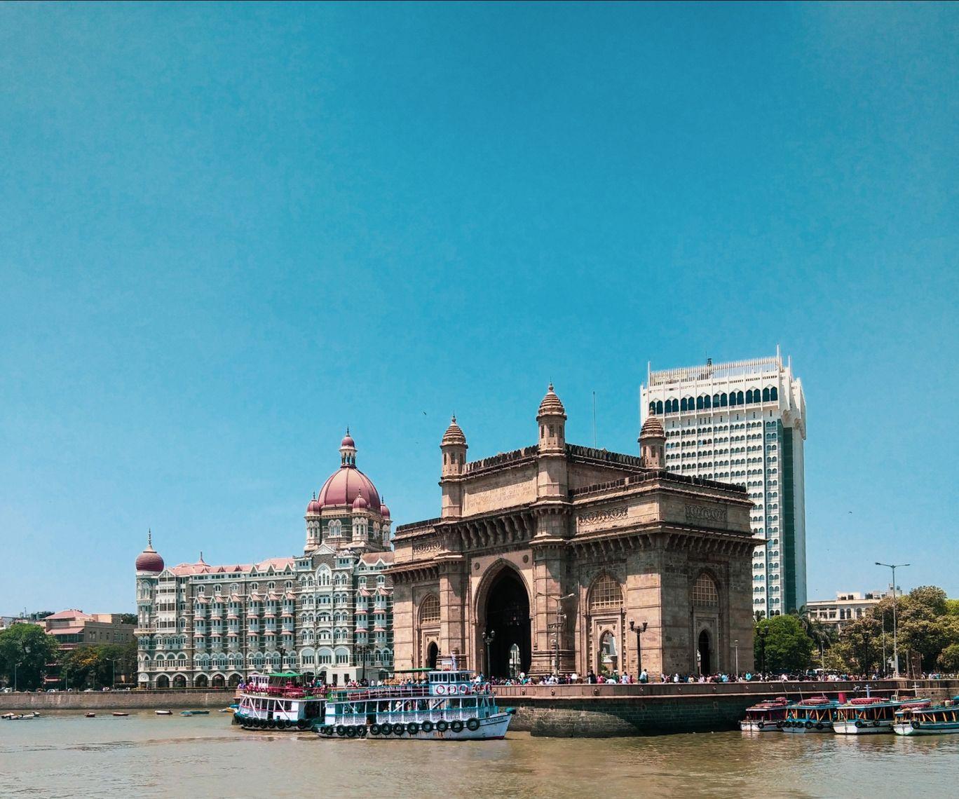 Photo of Gateway of India By Mahesh manoj