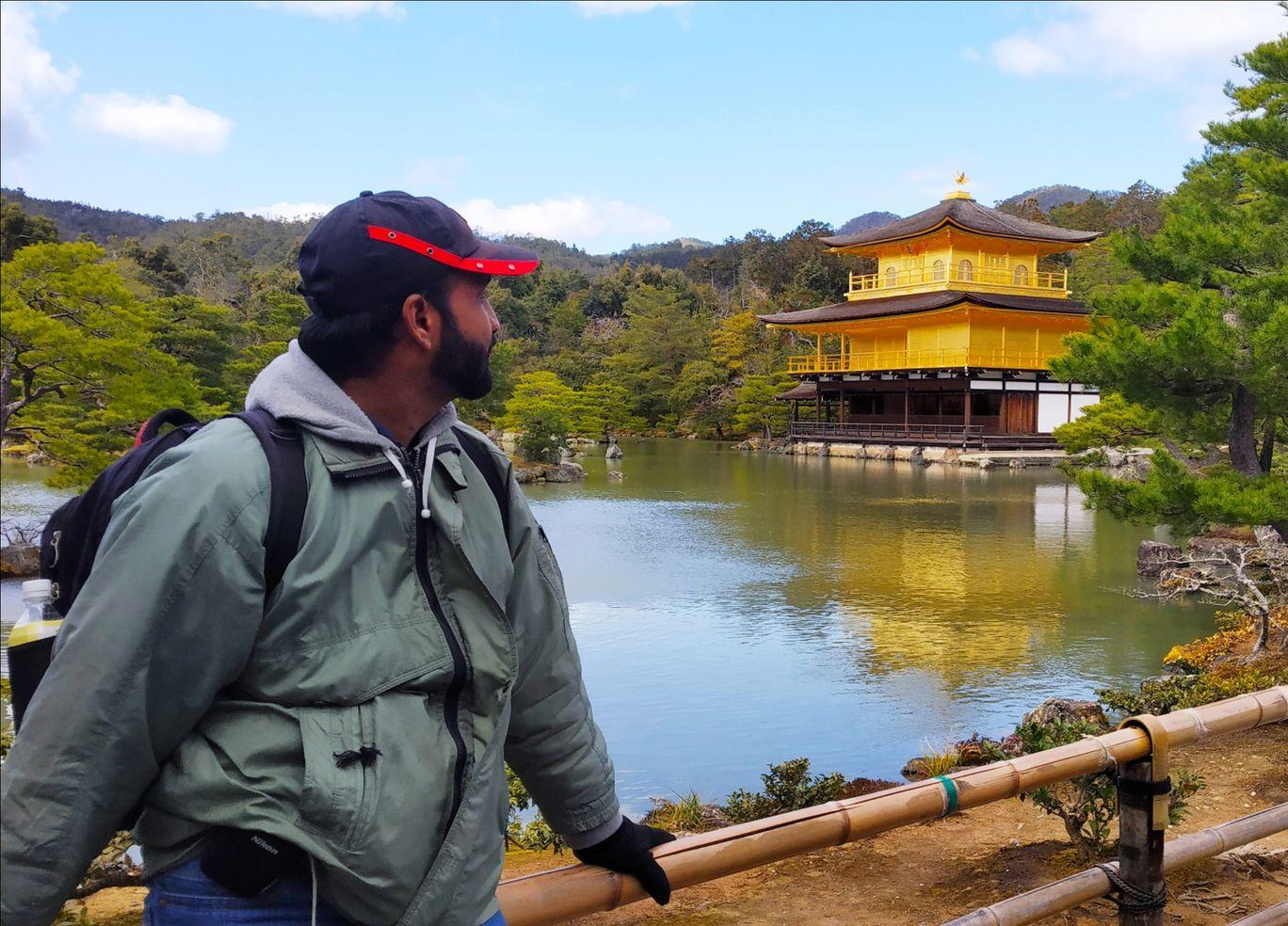 Photo of Kinkaku-ji By ashwathram