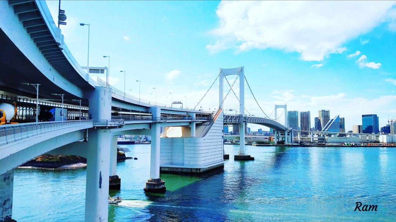 Photo of Rainbow Bridge By ashwathram