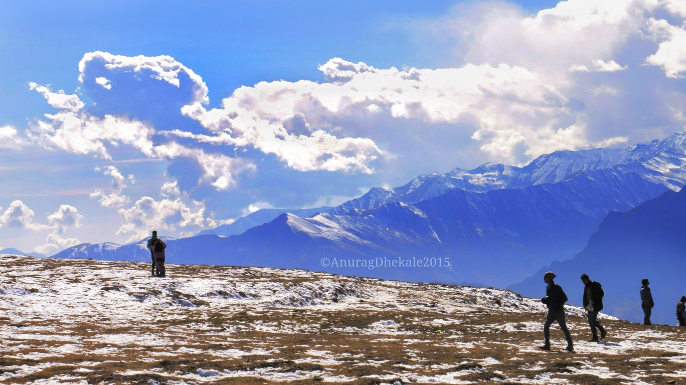 Photo of Rohtang Pass By anurag dhekale