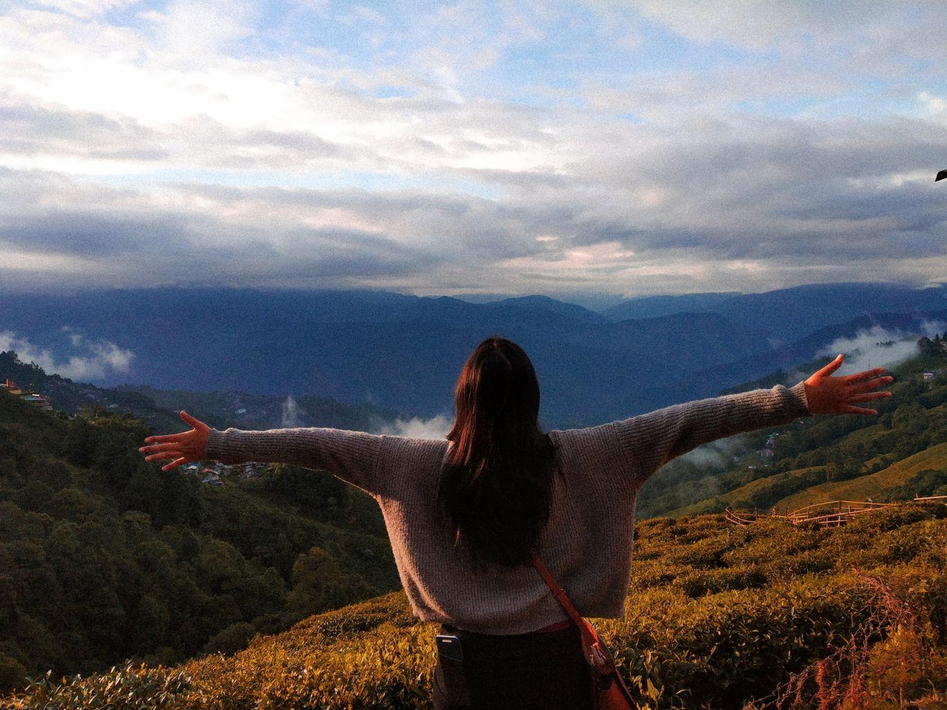 Photo of Darjeeling By Debojani Bora