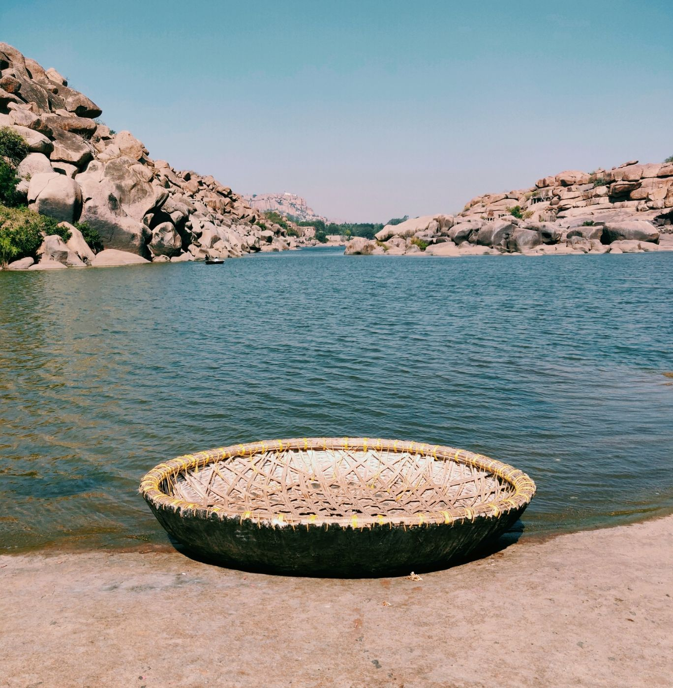 Photo of Hampi By Swati Biswas